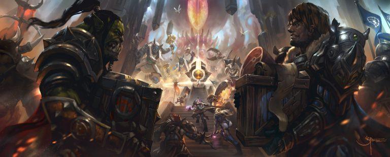 World of Warcraft 13th Anniversary Art Contest Winners - Новости ...