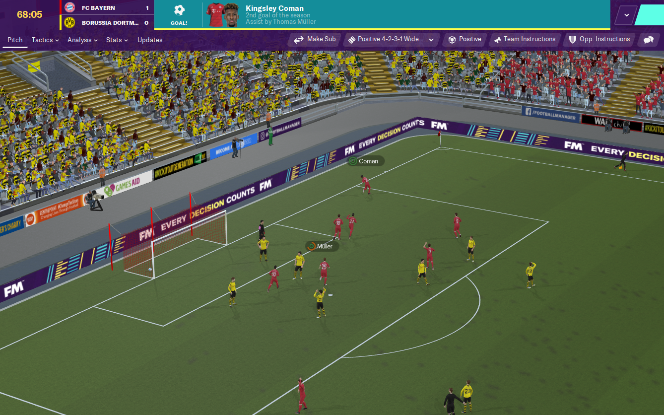 Football Manager 2020 - Your Club, Your Way - FM20 - PC Games