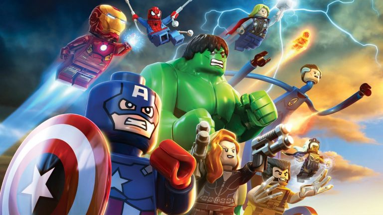LEGO Marvel39;s Avengers Wallpapers HD Full HD Pictures | Lego ...