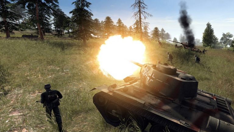 В тылу врага: Штурм 2 | Men of War Assault Squad 2 (3.262.0) (PC ...