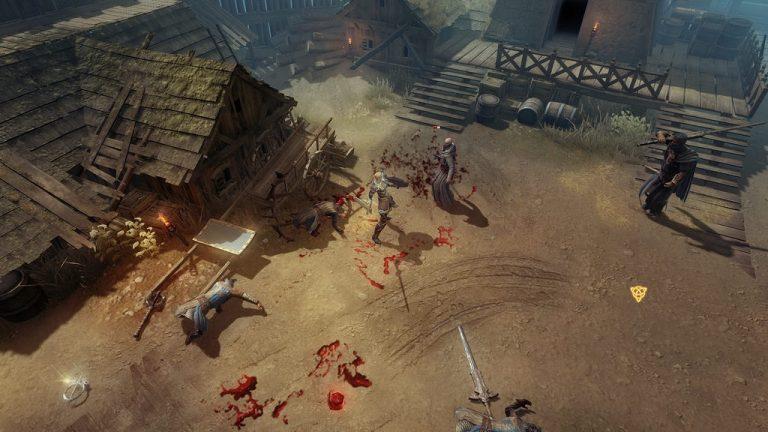 Ролевой экшен Vikings — Wolves of Midgard выйдет в марте