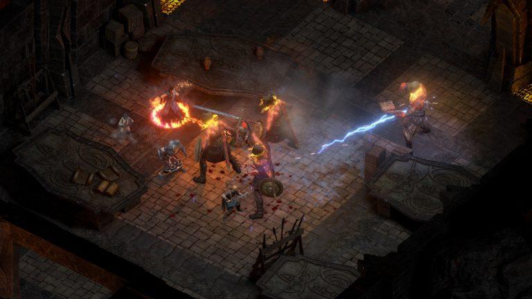 24 января в Pillars of Eternity 2: Deadfire появится пошаговый ...
