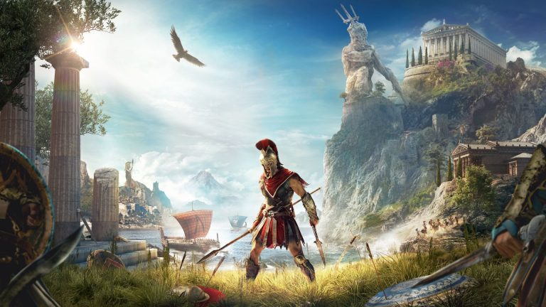 122 Assassin's Creed Odyssey HD Обои | Фоны - Wallpaper Abyss
