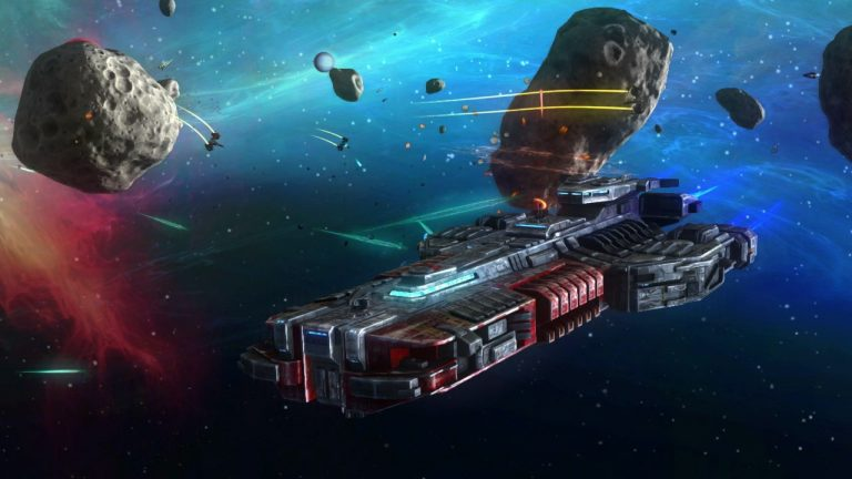 Exploring the final frontier in Rebel Galaxy
