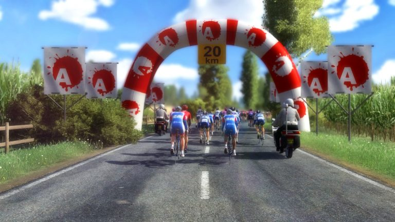 Pro Cycling Manager 2020 to ride into beta testing next week