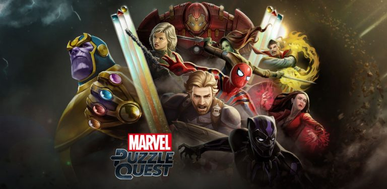 Selling - 🎁 Marvel Puzzle Quest Iso-8, Hero Points, Vip up to 30 ...