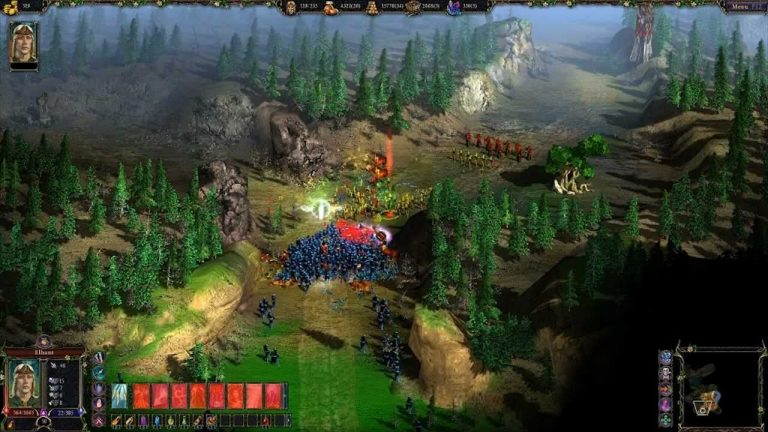 Heroes of Annihilated Empires HD Gameplay - YouTube