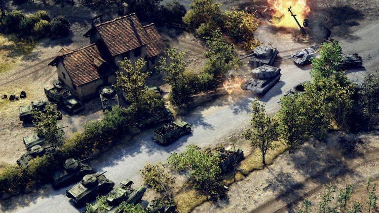 """Обзор Sudden Strike 4: """"Блицкриг"""", который мы заслужили"""