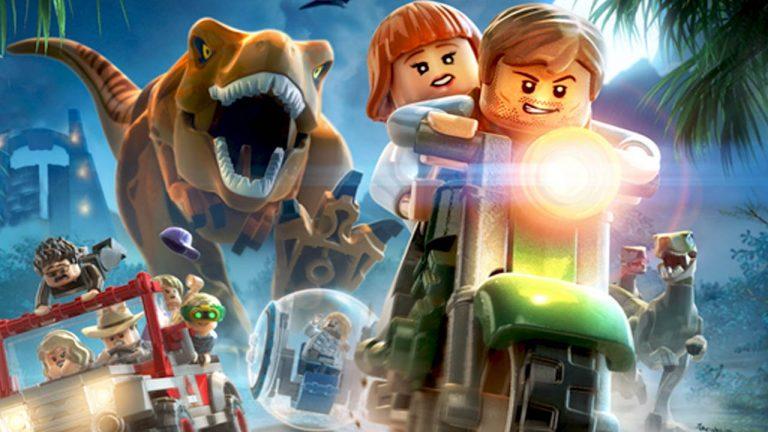 LEGO JURASSIC WORLD Game Trailer (Movie HD) - YouTube