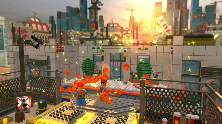 The LEGO® Movie - Videogame в Steam