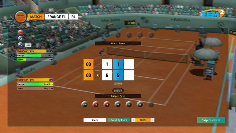Tennis Elbow Manager 2 on Steam