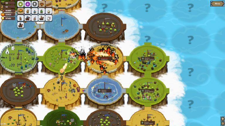 Circle Empires Rivals у Steam