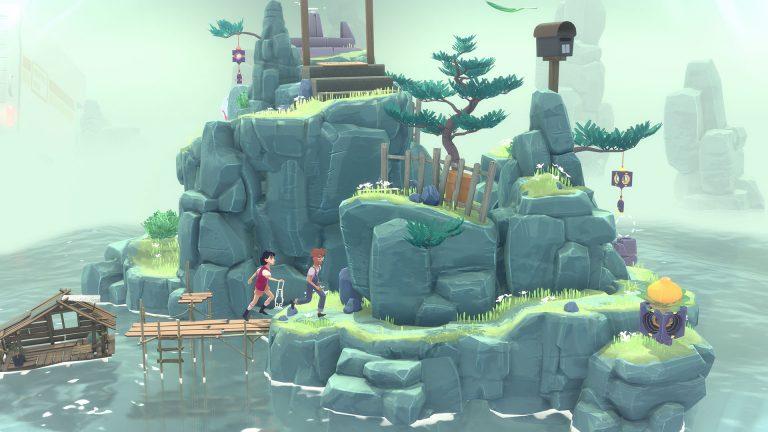 The Gardens Between | Загружаемые программы Nintendo Switch | Игры ...