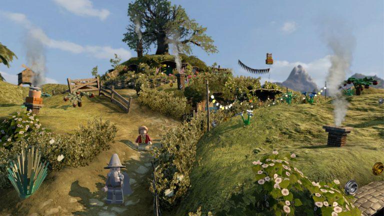 Сэкономьте 75% при покупке LEGO® The Hobbit™ в Steam