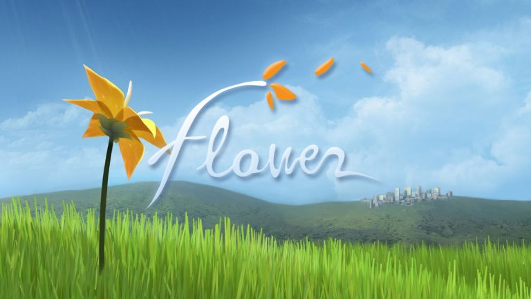 Погрузитесь в захватывающий мир Flower. Игра уже в продаже.