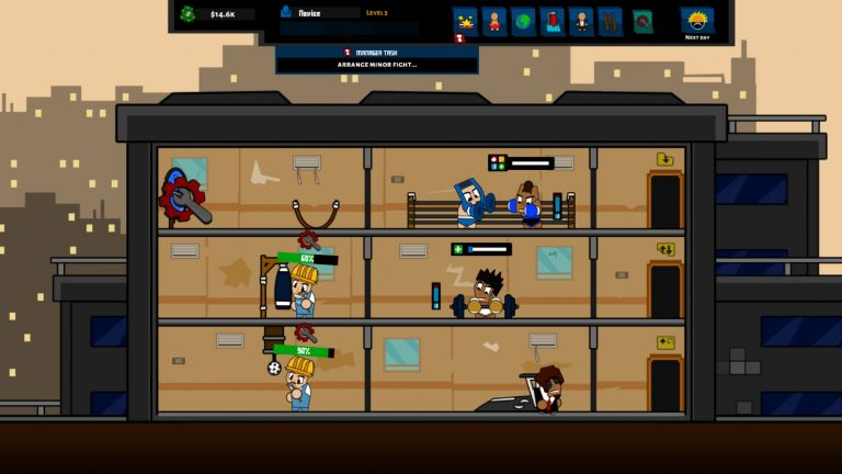 Boxing School on Steam