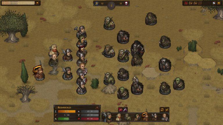 Battle Brothers в Steam