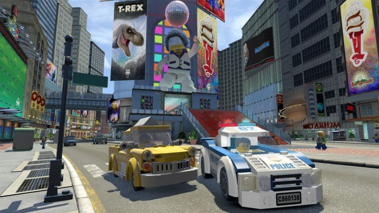LEGO: City Undercover Xbox One - купить в Киеве, цена 749 грн ...