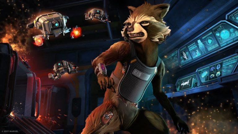 Вышел стартовый трейлер к игре Marvel's Guardians of the Galaxy ...