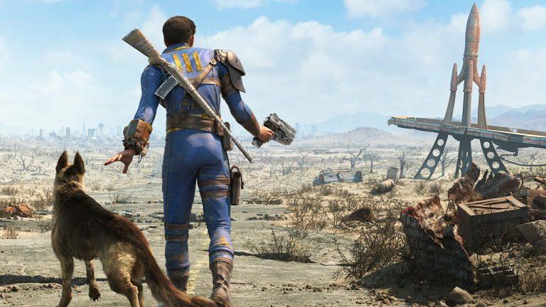Fallout 4 - Большой обзор - YouTube