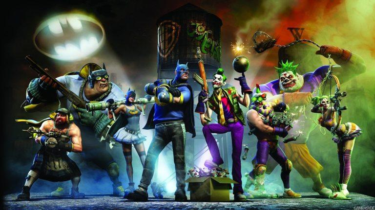 8 Gotham City Impostors HD Обои | Фоны - Wallpaper Abyss