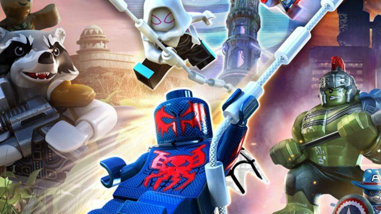 Lego Marvel Super Heroes 2 Announced, Teases Baby Groot | USgamer