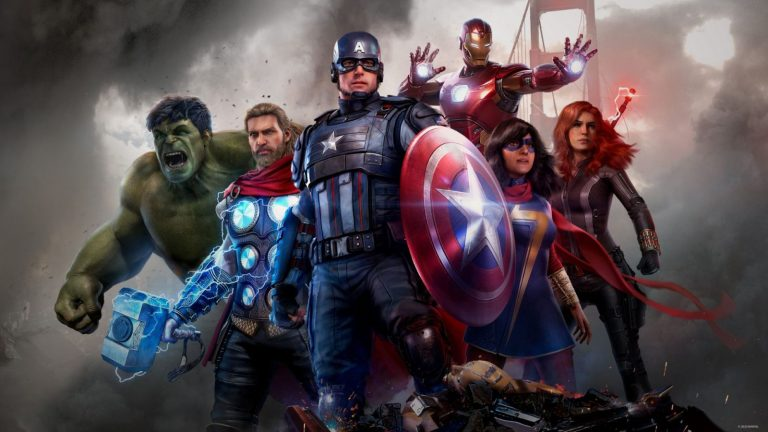 PS5 owners to get free upgrade on Marvel's Avengers ...