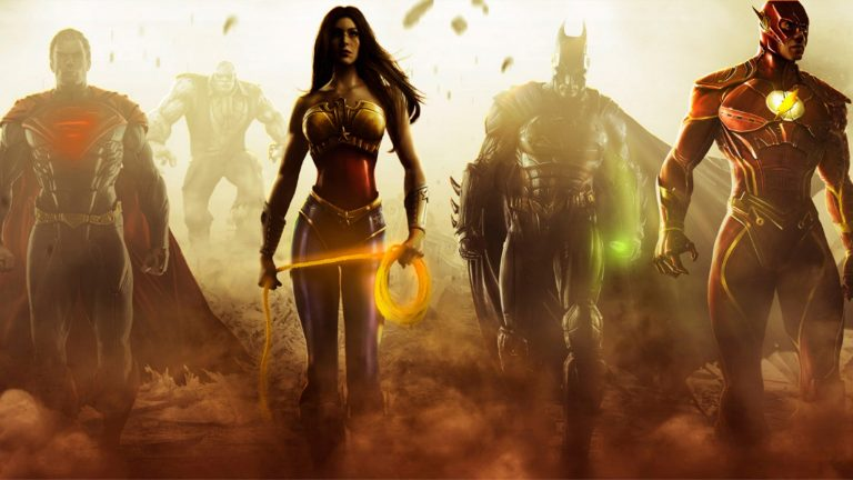 Injustice: Gods Among Us HD Wallpaper | Background Image ...