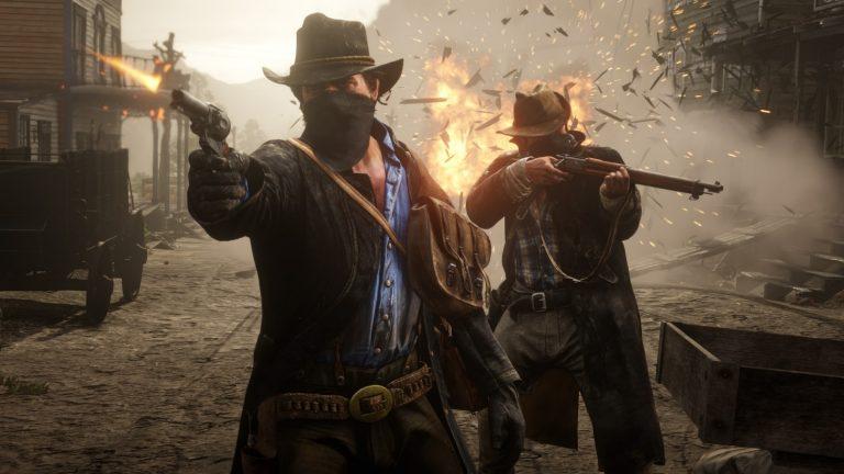 Rockstar представила короткий, но красочный трейлер к запуску Red ...