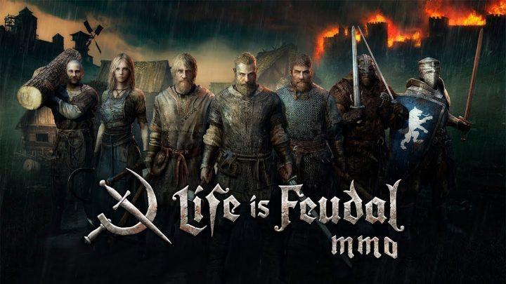 Обзор многопользовательской игры Life is Feudal