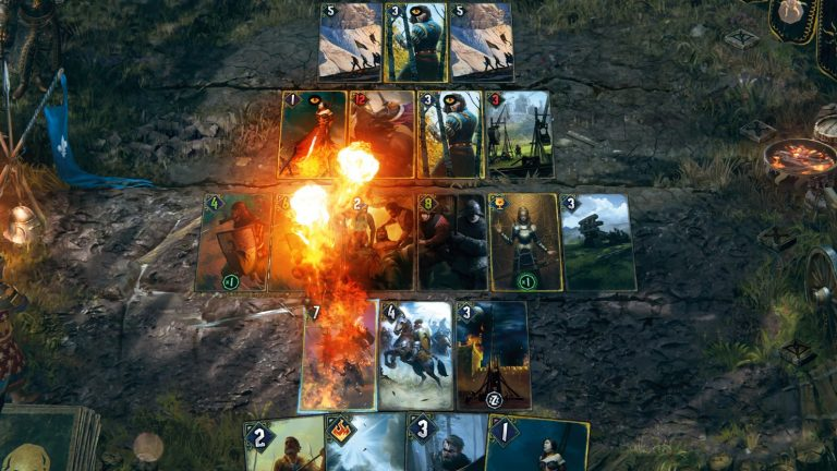 GWENT: The Witcher Card Game on Steam