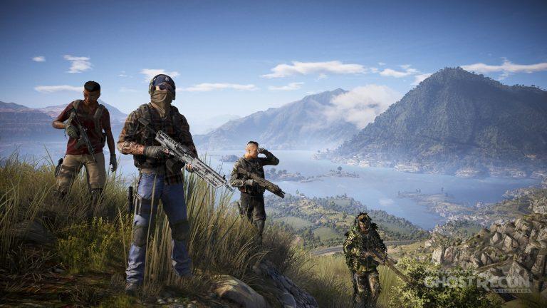 Tom Clancy's Ghost Recon Wildlands Wallpapers - Top Free Tom Clancy's Ghost Recon Wildlands Backgrounds - WallpaperAccess