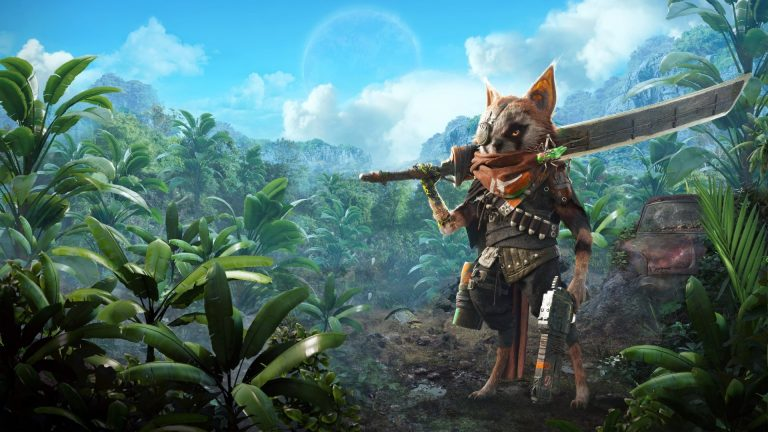 40+ Biomutant HD Wallpapers | Background Images