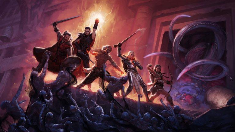 Pillars of Eternity II - Deadfire Wallpapers in Ultra HD | 4K - Gameranx