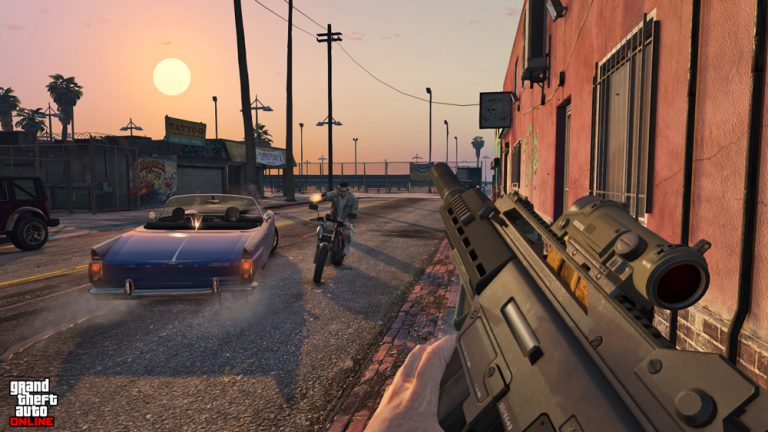 Grand Theft Auto V (for Xbox One) Review   PCMag