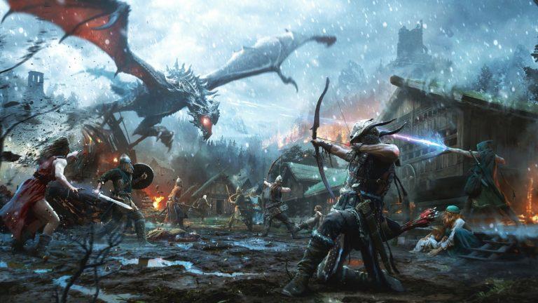 The Elder Scrolls V: Skyrim Wallpapers - PlayStation Universe