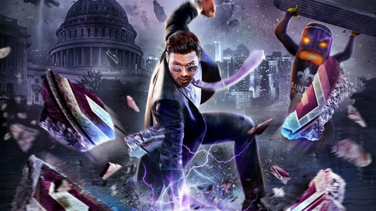 Saints Row IV: Re-Elected HD Wallpapers   Background Images