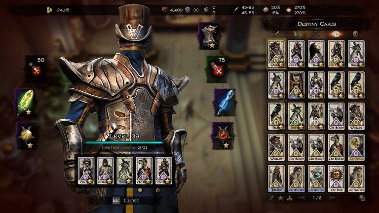 Victor Vran Versatile Blademaster Build - YouTube