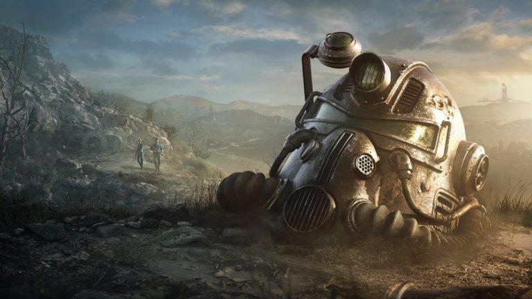 Wallpaper Fallout 4, helmet 3840x2160 UHD 4K Picture, Image