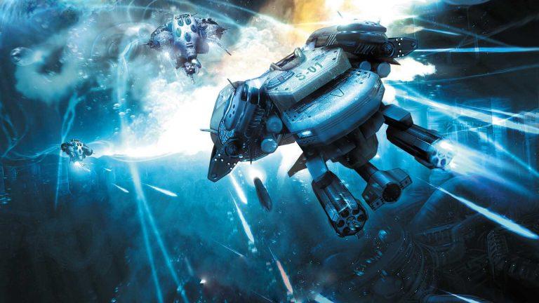 Aquanox Deep Descent Game Wallpaper 72532 1920x1080px