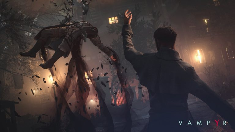 10+ Vampyr HD Wallpapers | Background Images